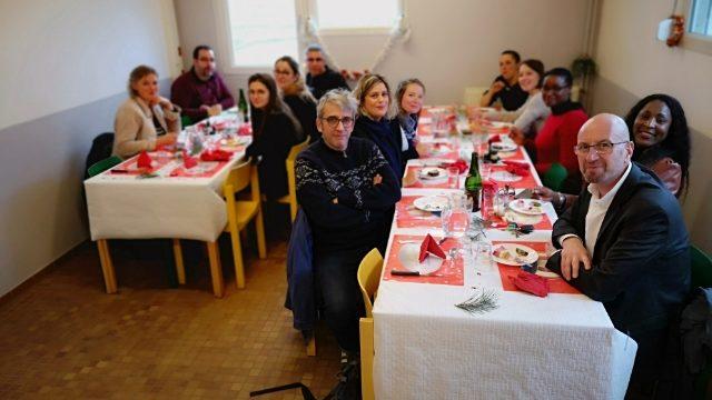 Repas de Noël SEGPA