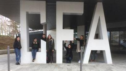 Visite du CFA Simone Veil de ROUEN avec les 3ème2